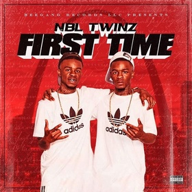 NBL Twinz- First Time Heavy G front cover