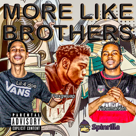 More Like Brothers More Like Brothers front cover