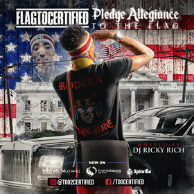 Pledge Allegiance to the Flag Flag2certified front cover