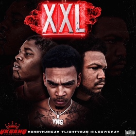 XXL YKGang front cover