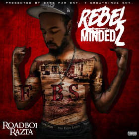 Rebel Minded 2 Roadboi Razta front cover