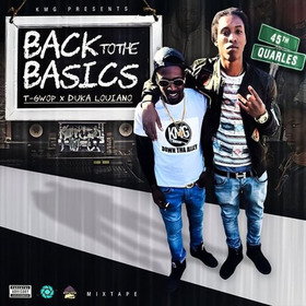 Back To The Basics T Gwop front cover
