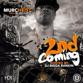 2nd Coming Murc Heist front cover