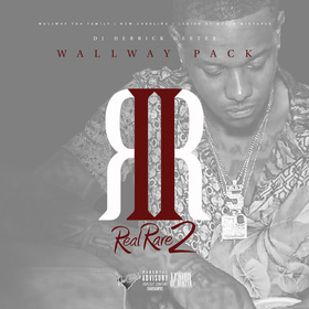 Real Rare 2 wallwaypac front cover