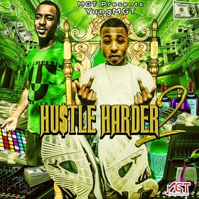 HUSTLE HARDER 2 Young MGT front cover