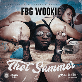 Thot Summer Lil Wookie front cover