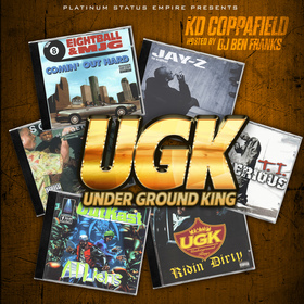 UGK KD Coppafield front cover