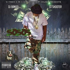 SOSOS (Steez On Some Other Shit) Yung Steez front cover