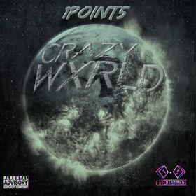 CRAZY WXRLD 1POINT5 front cover