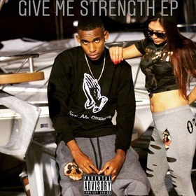Give Me The Strength EP Jay James front cover