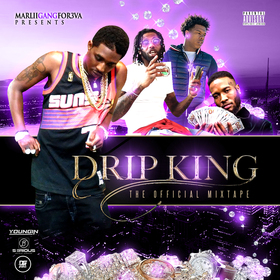 Drip King Pablo Dap front cover
