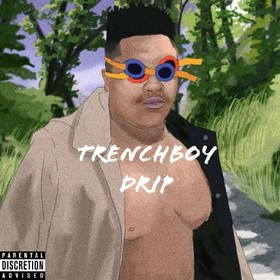 TrenchBoy Drip Trench Coat Goat  front cover