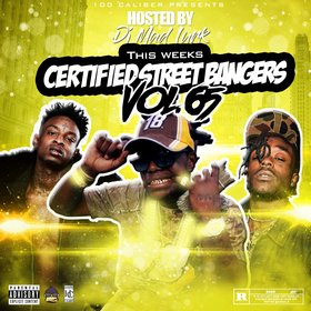 This Weeks Certified Street Bangers Vol.65 DJ Mad Lurk front cover
