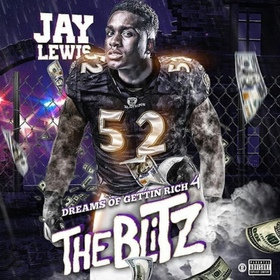 D.O.G.R. 4 (The Blitz) Jay Lewis front cover