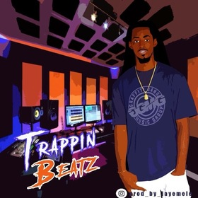 Trappin Beatz Jaye Melo front cover