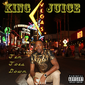 Ten Toes Down King Juice front cover