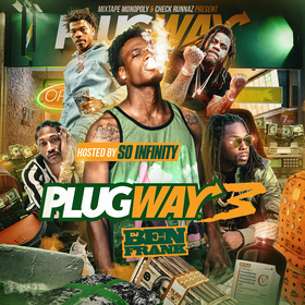 Plugway 3 DJ Ben Frank front cover