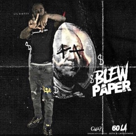 BlewPaper Ep Lil Sixtty front cover