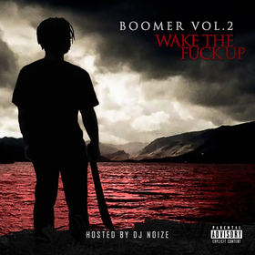 Vol.2 - Wake The F*ck Up Boomer front cover