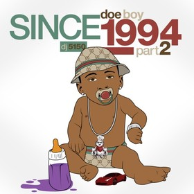 Since 1994, Part 2 Doe Boy front cover