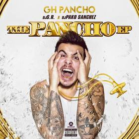 The Pancho EP GH Pancho front cover