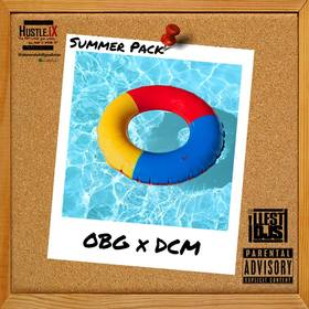 Summer Pack : Hosted by Illest Djs, Hustle iX OBG x DCM front cover