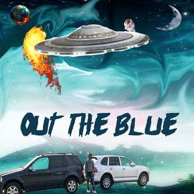 Out The Blue Renzo front cover