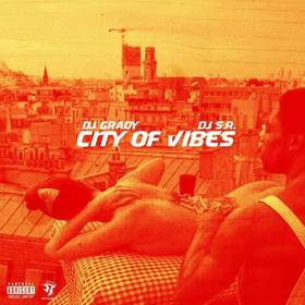 City Of Vibes DJ S.R. front cover