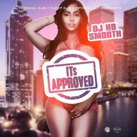 Its Approved DJ HB Smooth front cover