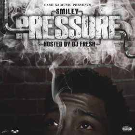Pressure Smiley front cover