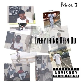 Everthing Been OD The Prince front cover