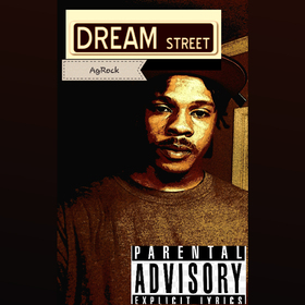 Dream Street Vol 1 ARock front cover
