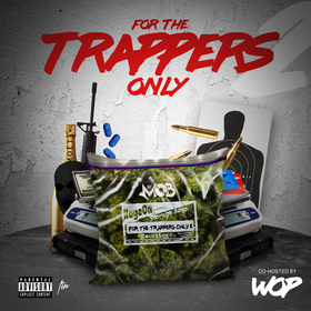 For The Trappers Only Vol.2 DjMoB front cover