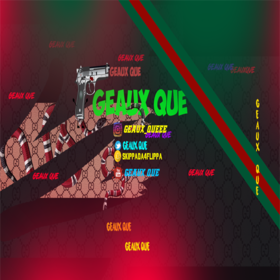 Beat Tape 4-5 Geaux Que front cover