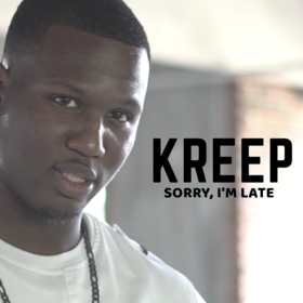 Sorry, I'm Late Kreep front cover