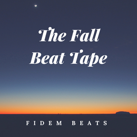 The Fall Beat Tape Fidem Beats front cover