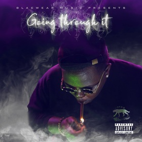 Going through it Blacwear E front cover