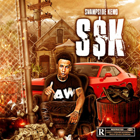 SSK SwampSideKemo front cover