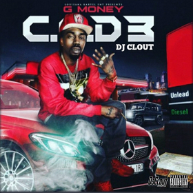 G Kartel - COD 3 DjClout front cover