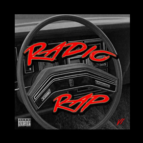 Radio Rap Volume 1 Bou front cover