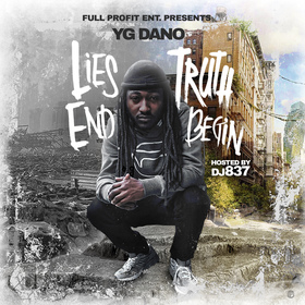 Lies End Truth Begin YG Dano front cover