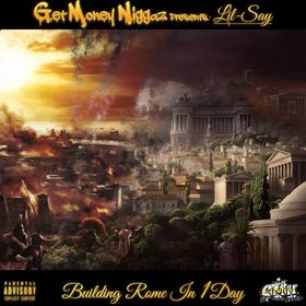 Lil Say-Building Rome In One Day Lo Koop front cover