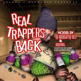 Real Trappers Back Bankroll Fresh front cover