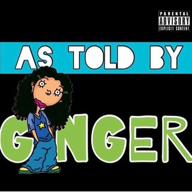 As Told By Ginger Ginger Briks front cover