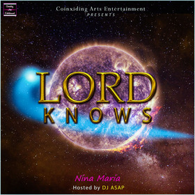 Nina Maria - Lord Knows DJ ASAP front cover