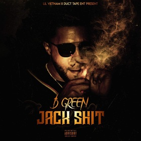 Jack Sh*t B. Green front cover