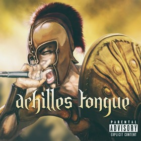 Achilles Tongue Shuicide Holla front cover