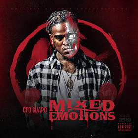 Mixed Emotions CFO Guapo front cover