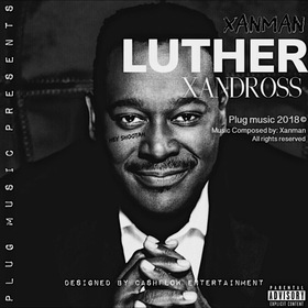 Luther Xandross xanman front cover