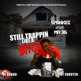 Spankez AKA Mr 36 DJ Shooter front cover